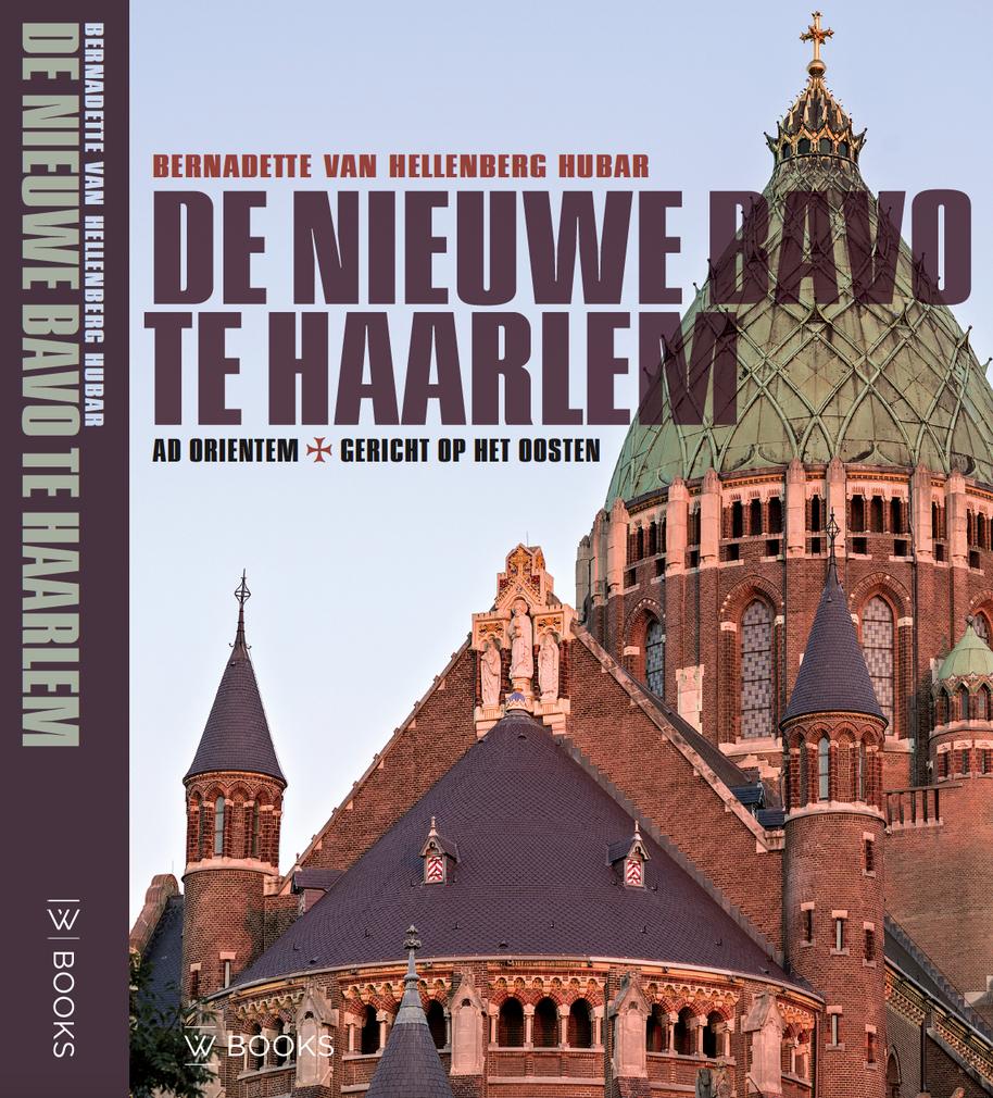 Het boek over de nieuwe Bavo!